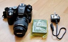 Nikon D5300 24.2MP Digital SLR Camera - Black Kit w/ AF-S DX ED II 18-55mm Lens