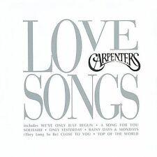 NEW Love Songs by S. Carpenter CD (CD) Free P&H