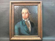 Barock Gemälde Portrait eines Adeligen