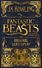 Fantastic Beasts And Where To Find Them: Original Screenplay Harry Potter Book