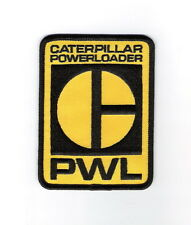 Aliens Movie Caterpillar PowerLoader Logo Embroidered Patch, NEW UNUSED