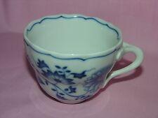 VINTAGE HUTSCHENREUTHER BLUE ONION TEA CUP