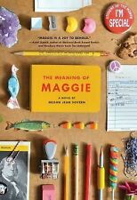 The Meaning of Maggie by Megan Jean Sovern (2014, Hardcover)