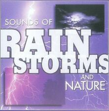 Sounds of Nature: Rainstorms and Nature by Various Artists (Nesak International)