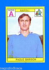 New CALCIATORI PANINI 1968-69-Figurina-Sticker - BARISON - NAPOLI - Nuova
