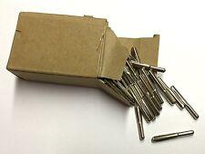 Piano Front Rail Key Pins Keypins .146, Extra Long, Set Of 90