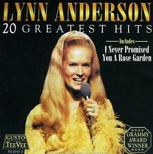 20 Greatest Hits - Lynn Anderson (CD Used Very Good)