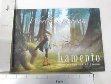 LAMENTO Beyond the Void World Guidebook Nitro+CHiRAL Art Book *