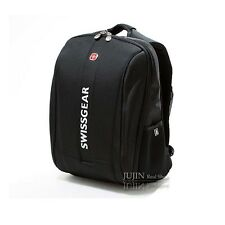 "SA9398 SWISS 16"" Notebook Laptop Backpack Men Women School Hard Bag Travel Gear"