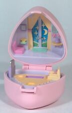 Polly Pocket Polly's Big Night Out Ring Case Compact Keepsakes Bluebird 1991