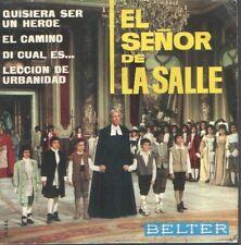 EL SEÑOR DE LA SALLE EP Spain 1965 MEL FERRER