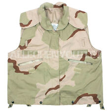 USGI Military PASGT Vest Flak Cover Desert 3-Color Camo EXTRA SMALL NIB