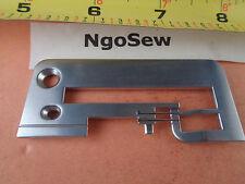 Brother 3034d ,4234d Serger Overlocker Needle Plate # XB1555001