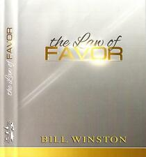 The Law Of Favor Bill Winston 3 CD Teaching