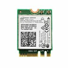 Intel Dual Band Wireless-AC 7265 Mini Card module 802.11AC Wi-Fi 7265NGW