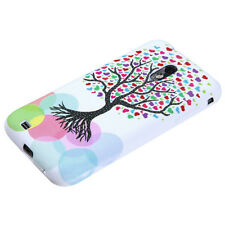 Samsung Galaxy S2 Epic 4G Touch D710 SPRINT -SOFT SILICONE RUBBER CASE LOVE TREE