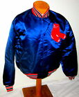 BOSTON RED SOX EARLY 80s STARTER JACKET-LARGE-YAZ/JIM RICE/CHEERS/FISK/CLEMENS