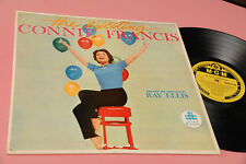 CONNIE FRANCIS LP THE EXCITING ORIG UK MONO LAMIANTED COVER !!!!!!!!!!!!