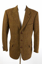 Harris Tweed Sakko Gr. 27 (XL Kurz) 100% Wolle Wintersakko Business Jacket