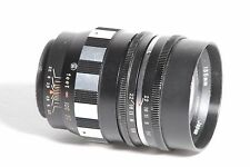 Spiratone 135mm f/2.8 C Camera Lens For T Mount