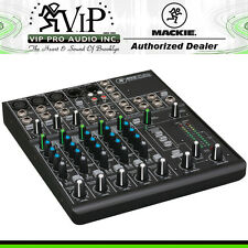Mackie 802VLZ4 8-Channel Compact Audio Mixer, Authorized Dealer, Free Shipping