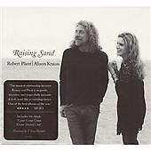 Robert Plant & Alison Krauss - Raising Sand (2007) CD LED ZEPPELIN