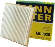 Cabin Air Filter MANN MC 1020