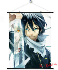 Home Decor Anime Poster Wall Scroll Noragami Yato Yukine Hot Japanese Art