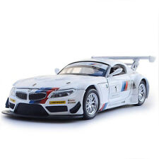 1:32 BMW Z4 GT3 Racing Car Alloy Diecast Car Model Toy Vehicle for Boys Kids
