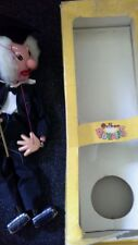 PELHAM PUPPET  SCHOOL MASTER with MOVING MOUTH