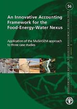 An Innovative Accounting Framework for the Food-Energy-Water Nexus: Application