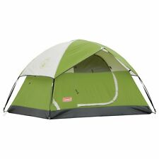 Coleman Tent Sundome 2, Green, For 2 Persons