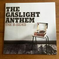"The Gaslight Anthem - Once Upon A Time (the B Sides)  7"" Black Vinyl"
