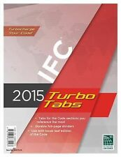 2015 International Fire Code Turbo Tabs for Loose Leaf Edition by International