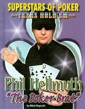 "Phil ""The Poker Brat"" Hellmuth (Superstars of Poker)-ExLibrary"