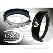 R&G Racing Auspuff Protektor KTM 690 SM Exhaust Protector Slider Sturz Schutz