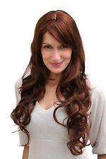 Perücke, rot, lang,wallendes Haar 9204S-33A130 ca.60 cm Perrücke Wig Parrucca