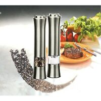 Electric Pepper Mill Salt grinder Spice Grinder Mill With Lighting