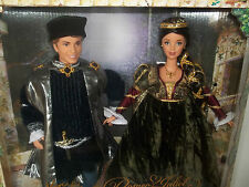 1997 Ken & Barbie As Romeo & Juliet 1st In A Series Together Forever Collection.