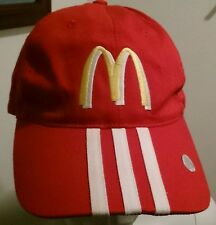 McDonalds Adidas Hat Cap Fifa World Cup Germany 2006 Rare Looks New Almost