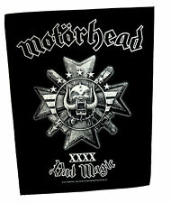 MOTORHEAD Back Patch OFFICIAL Bad Magic