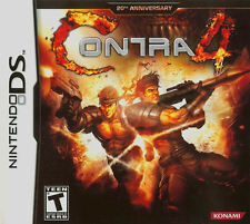 Contra 4 NDS New Nintendo DS