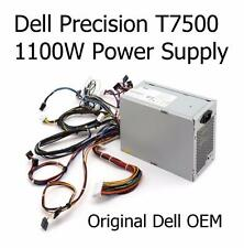 Dell Precision T7500 Workstation 1100W Power Supply W301G R622G G821T with Loom
