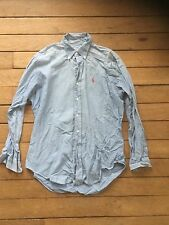 Polo Ralph Lauren Light Denim Shirt