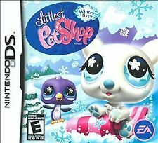 Littlest Pet Shop: Winter Nintendo DS