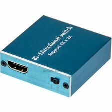 HDMI Bi-Directional Switch, 2 in 1 out, Switcher Splitter, Support 1080p 4K 2K