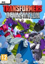 Transformers Devastation PC Full Digital Game - STEAM DOWNLOAD KEY