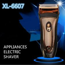 Rechargeable Cordless Electric Razor Men's Shaver Beard Removal Trimmer Kit Gift