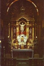 ALTAR OF THE SCARED HEART SHRINE OF OUR LADY OF VICTORY BASILICA LACKAWANNA, NY