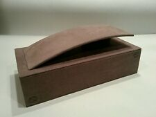 Brown/Taupe Suede GUCCI Jewelry Counter Display for Necklace.   Heavy, Quality